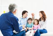famille en thérapie systémique